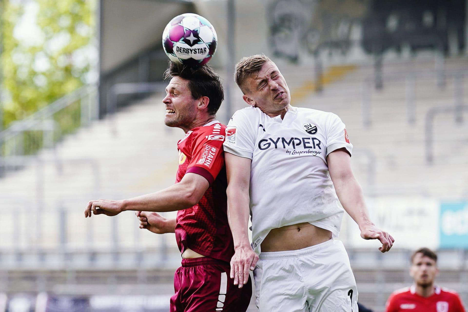 Nächste Niederlage: Jahn Regensburg muss weiter zittern 2. Bundesliga