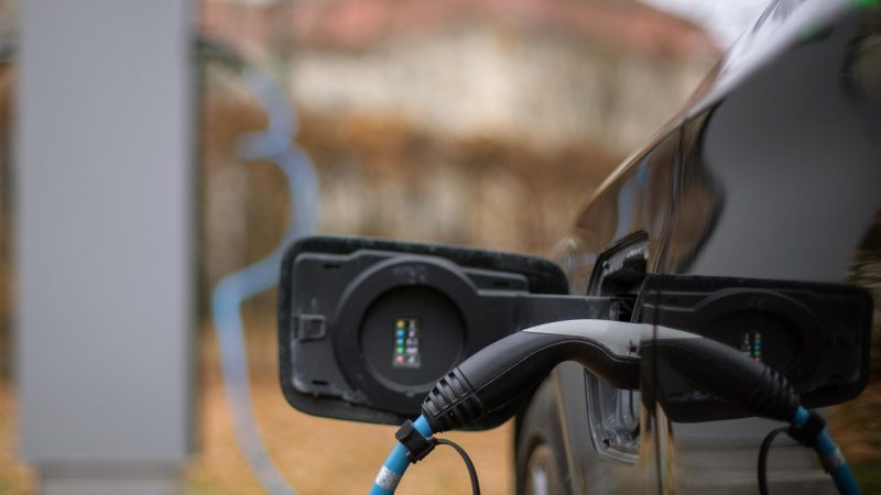 Ladesäule für E-Autos