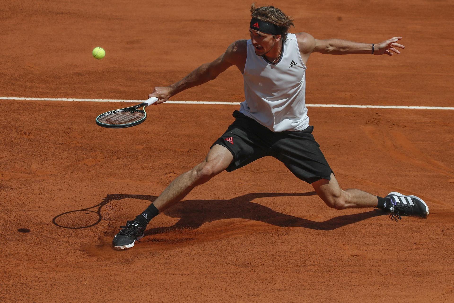 Zverev vor den French Open: «Bin bereit für diesen Schritt» Grand Slam in Paris