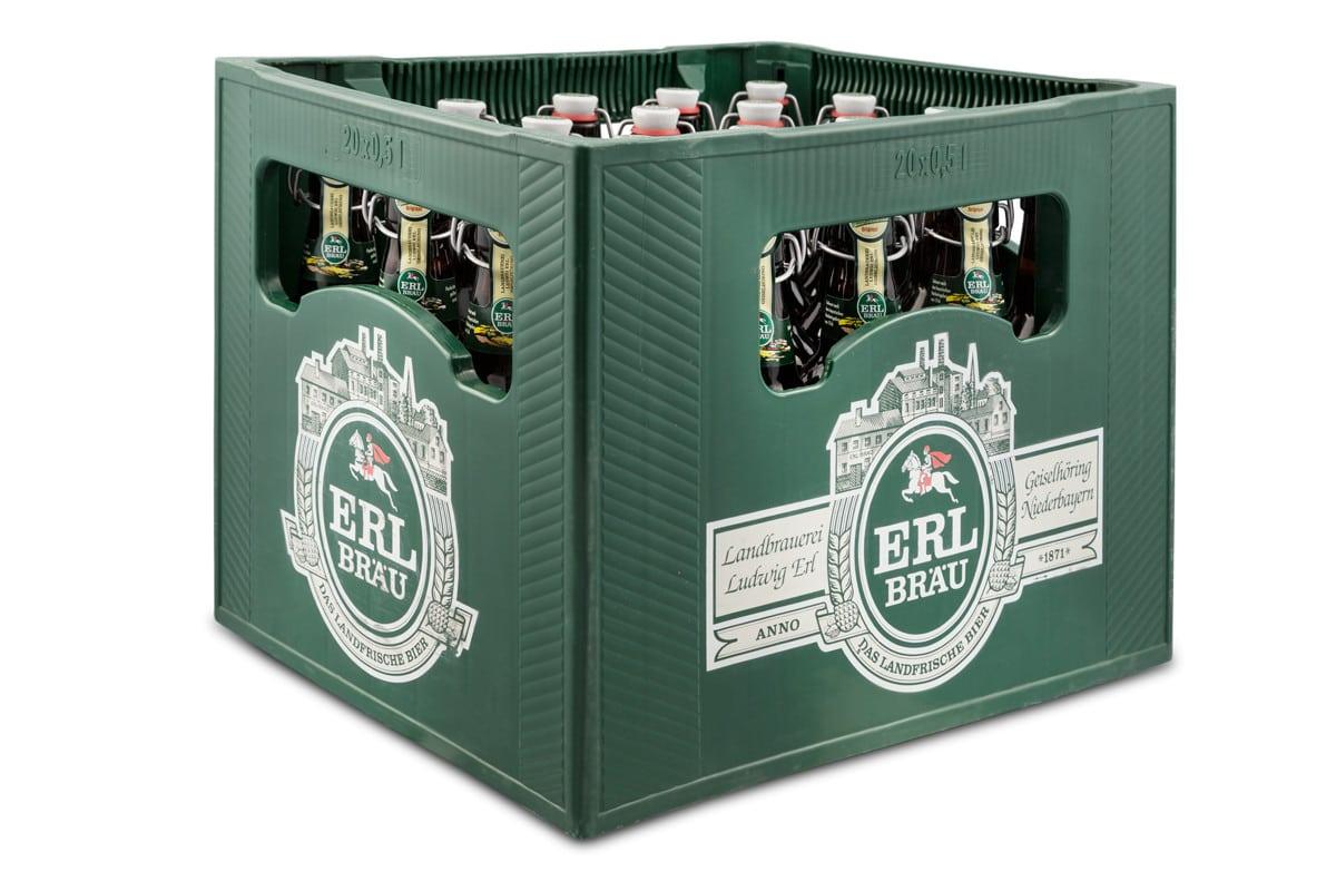Passend zum Grillabend, ein leckeres Bier Blizz verlost drei Kisten Jubiläumsbier von Erl-Bräu