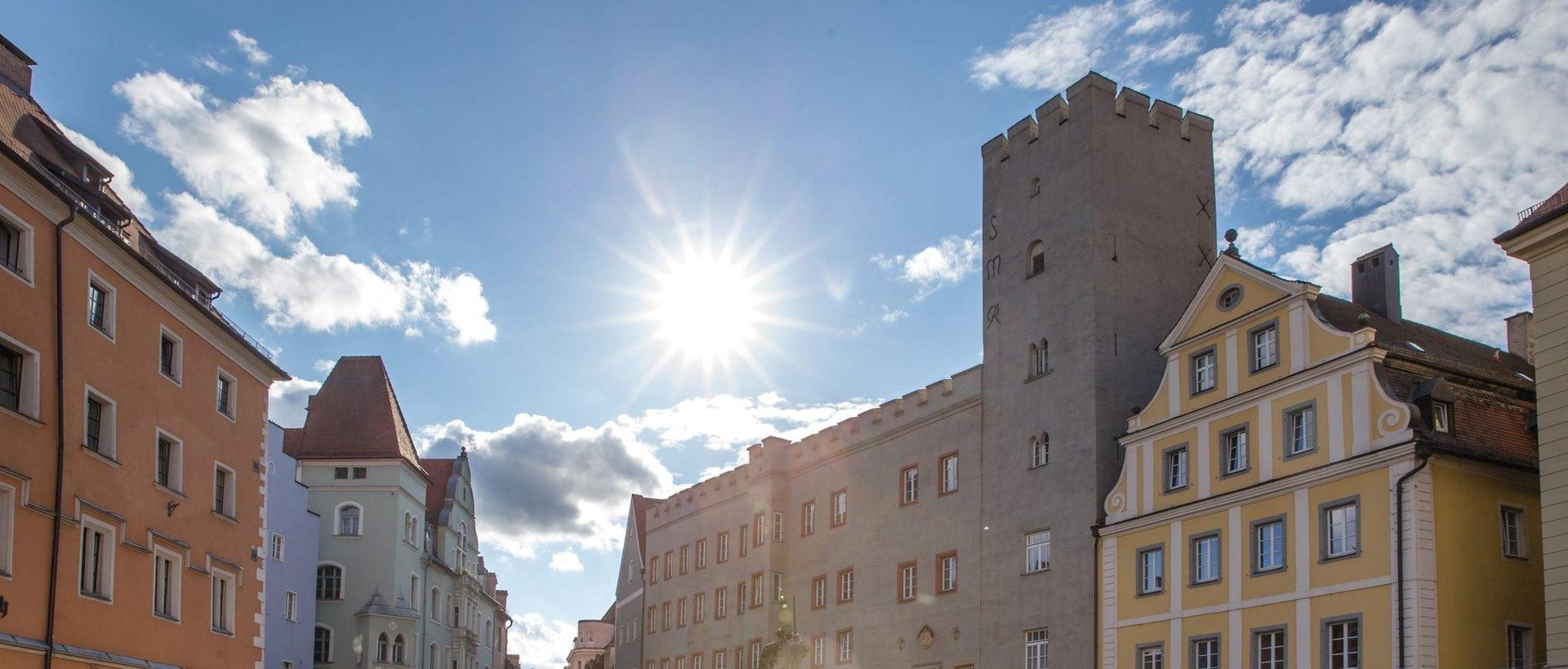 Klimawandel und Hitze in Regensburg Öffentliche Online-Umfrage der Stadt zum Thema Hitze startet