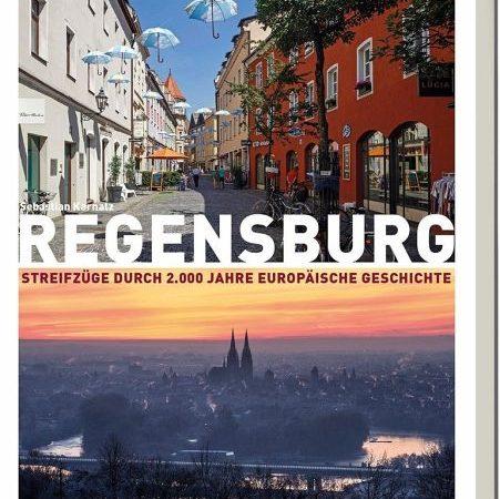 Blizz verlost wissenswertes Regensburg-Buch