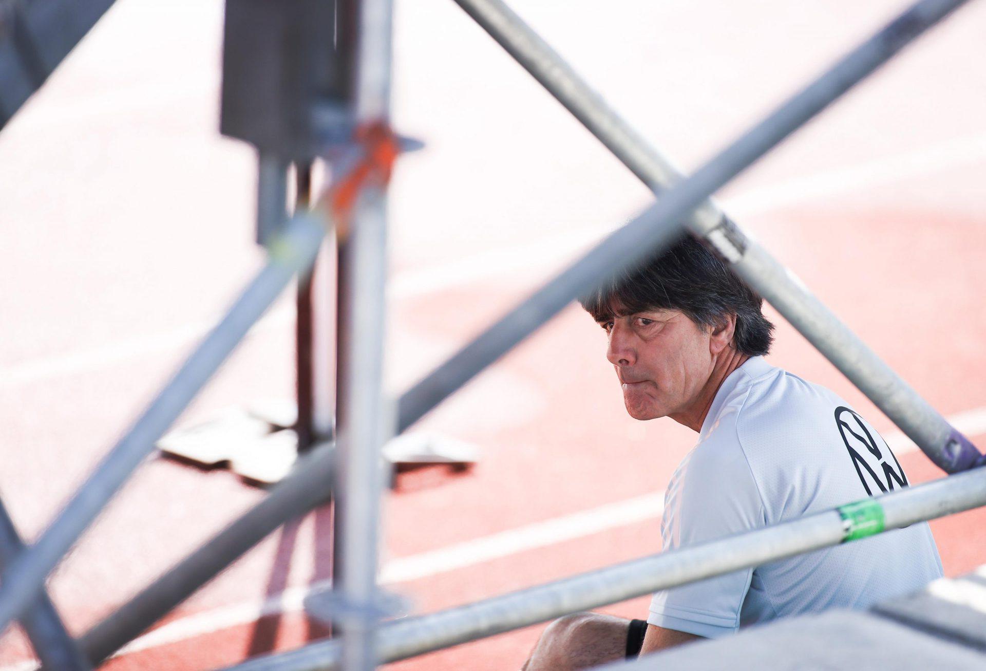 Alles oder nichts für Löw: «Dafür ist man Trainer» EM-Achtelfinale gegen England