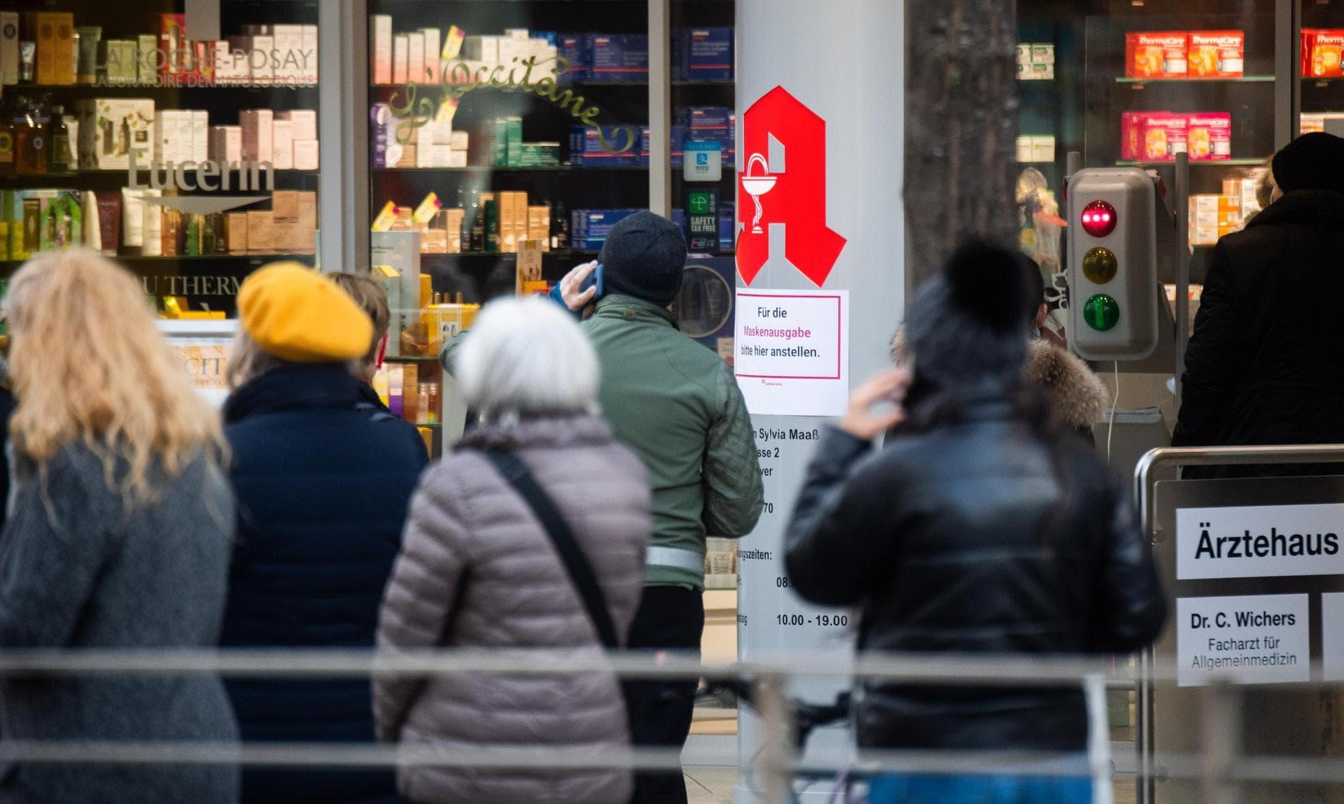 Apotheken stellen jetzt digitale Impfnachweise aus Pandemie