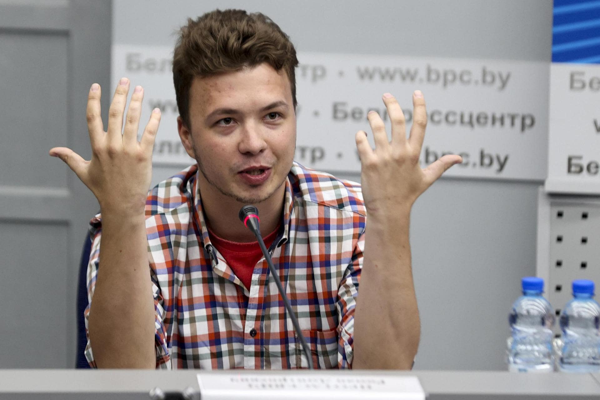 Belarus: Blogger Protassewitsch nicht mehr im Gefängnis Regierungskritiker