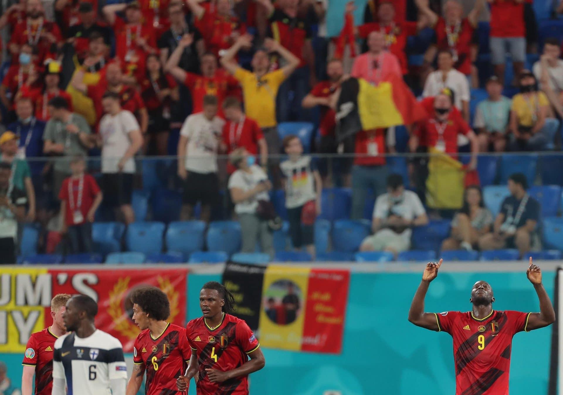 Belgien holt dritten EM-Vorrundensieg – Finnland muss bangen Fußball-EM