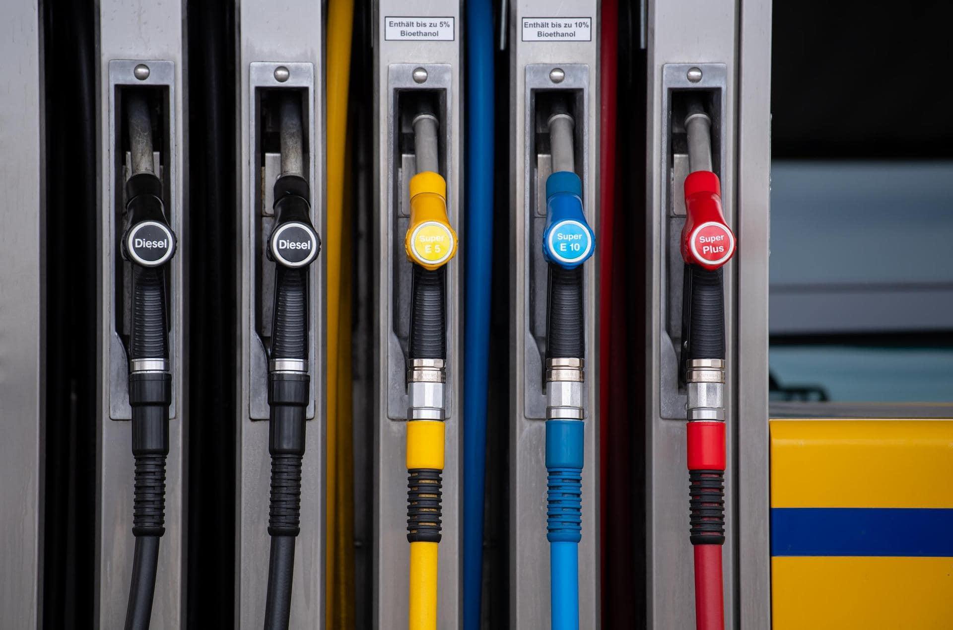 Benzin und Diesel noch teurer Kraftstoffpreise