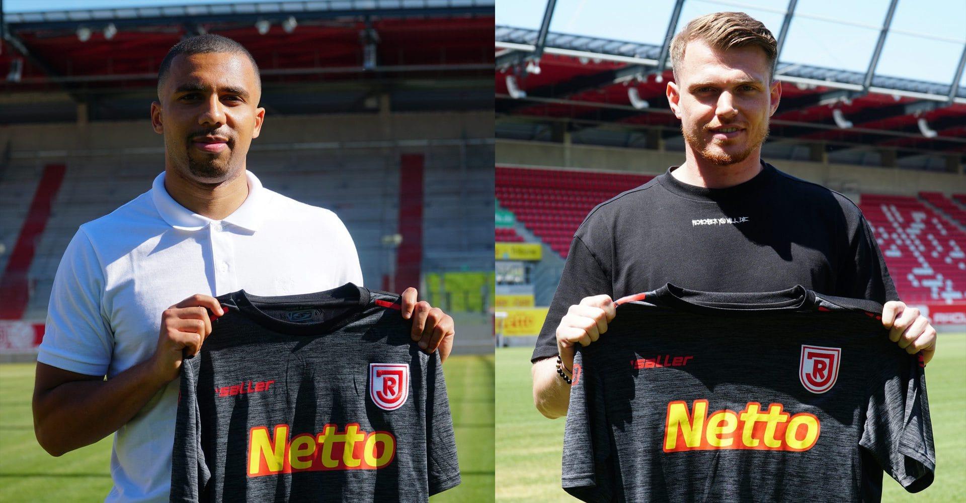 Zwei Neuzugänge für den Jahn 2. Liga