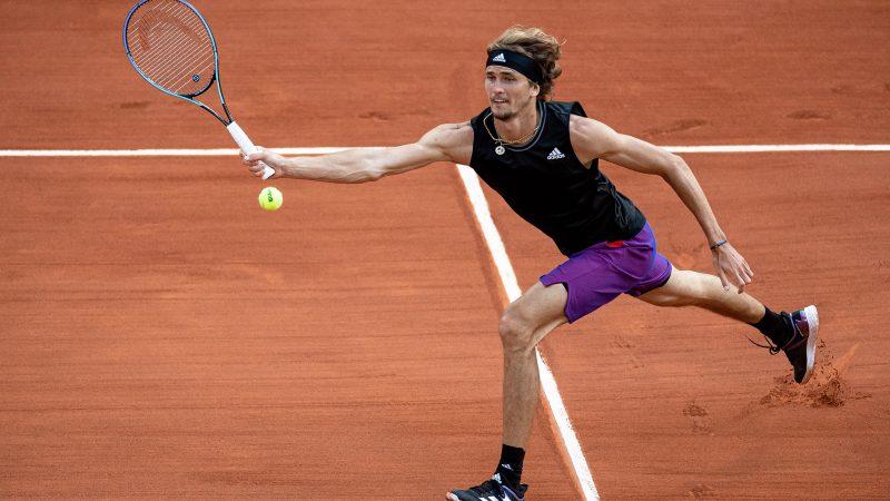 Duelle der Topstars: Zverev will erstmals ins Finale French Open