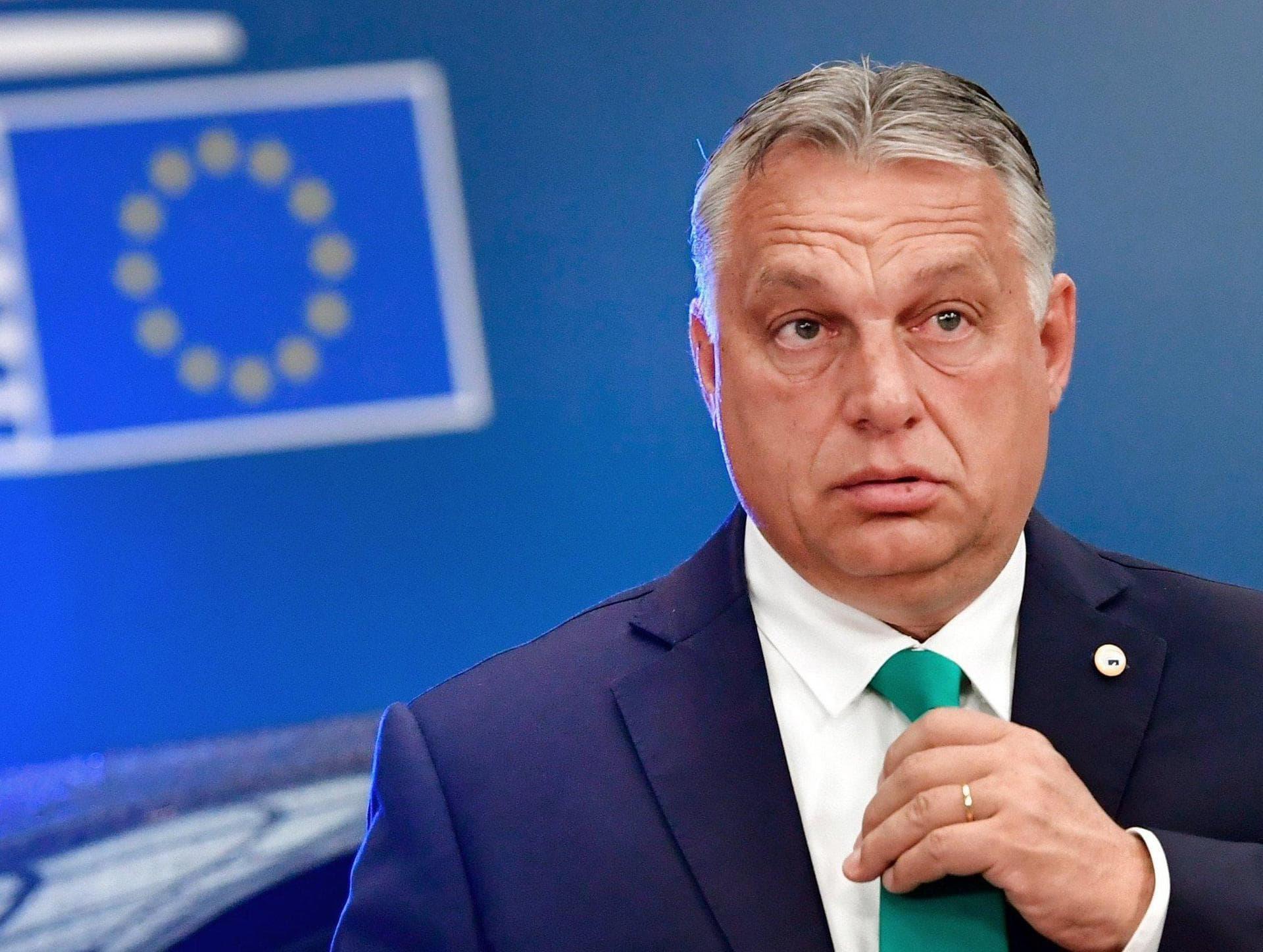 EU-Kommission geht gegen Ungarns Gesetz zu Sexualität vor Konsequenzen angekündigt