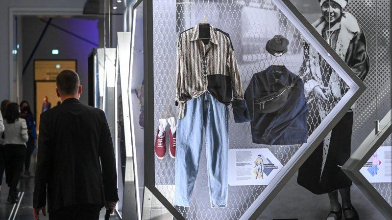 Berlin-Ausstellung im Humboldt Forum