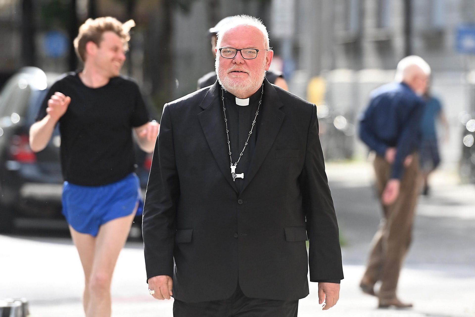 Erzbischof: Ablehnung von Marx' Rücktritt nicht überraschend