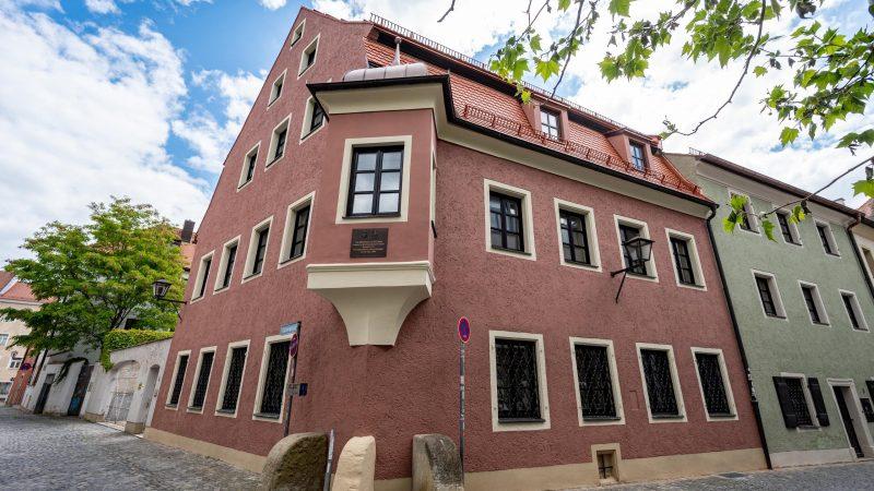 Früheres Wohnhaus von Georg Ratzinger