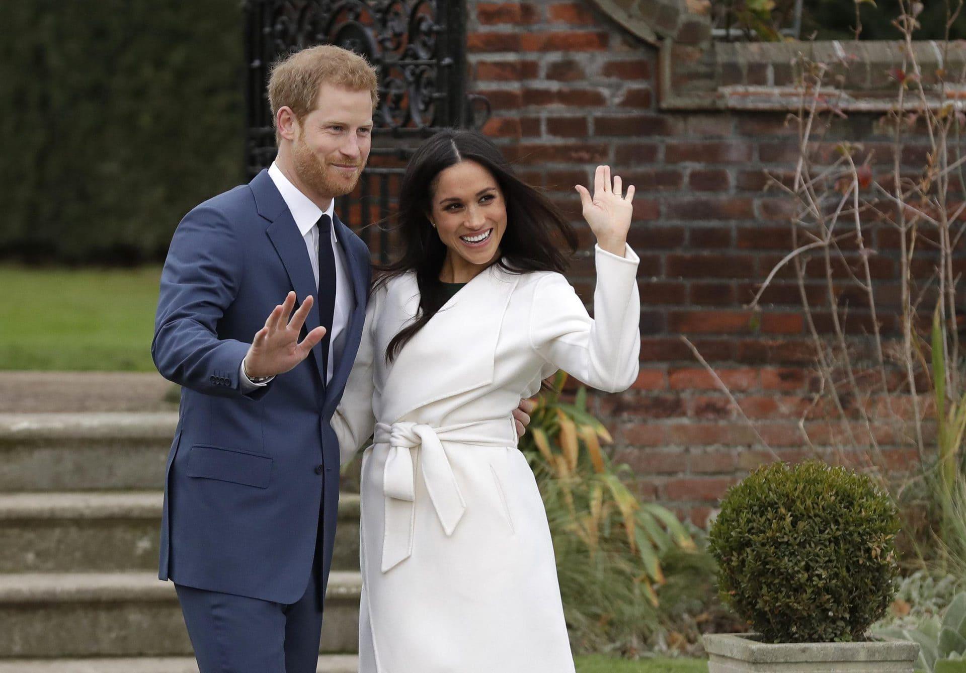 Harry und Meghan benennen zweites Kind nach Queen und Diana Royals