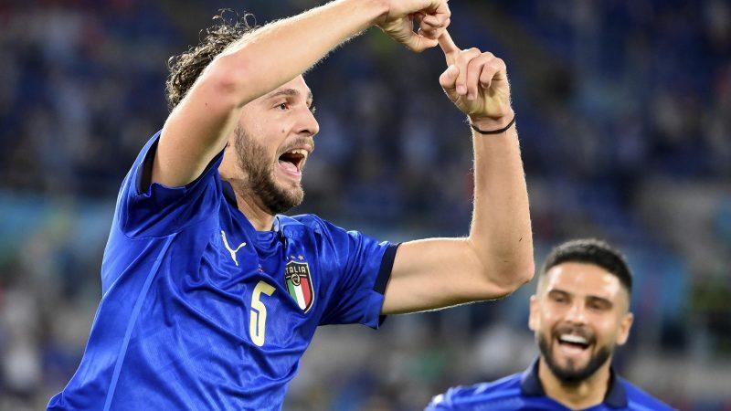 Italien jubelt