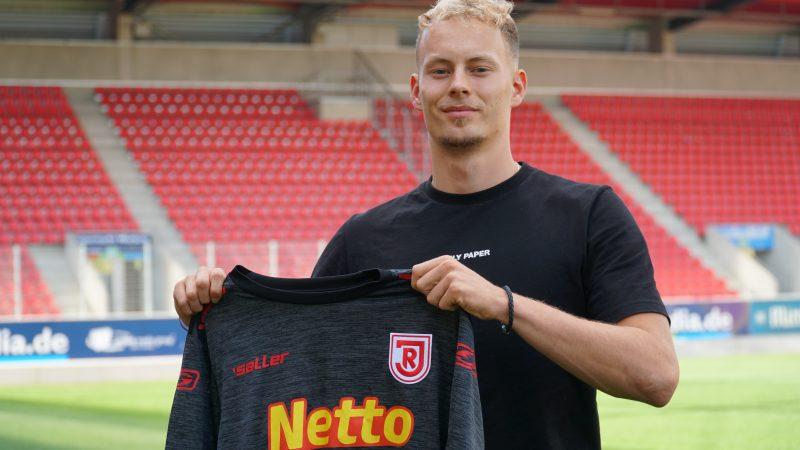 Jahn - Carlo Boukhalfa kommt per Leihe vom SC Freiburg