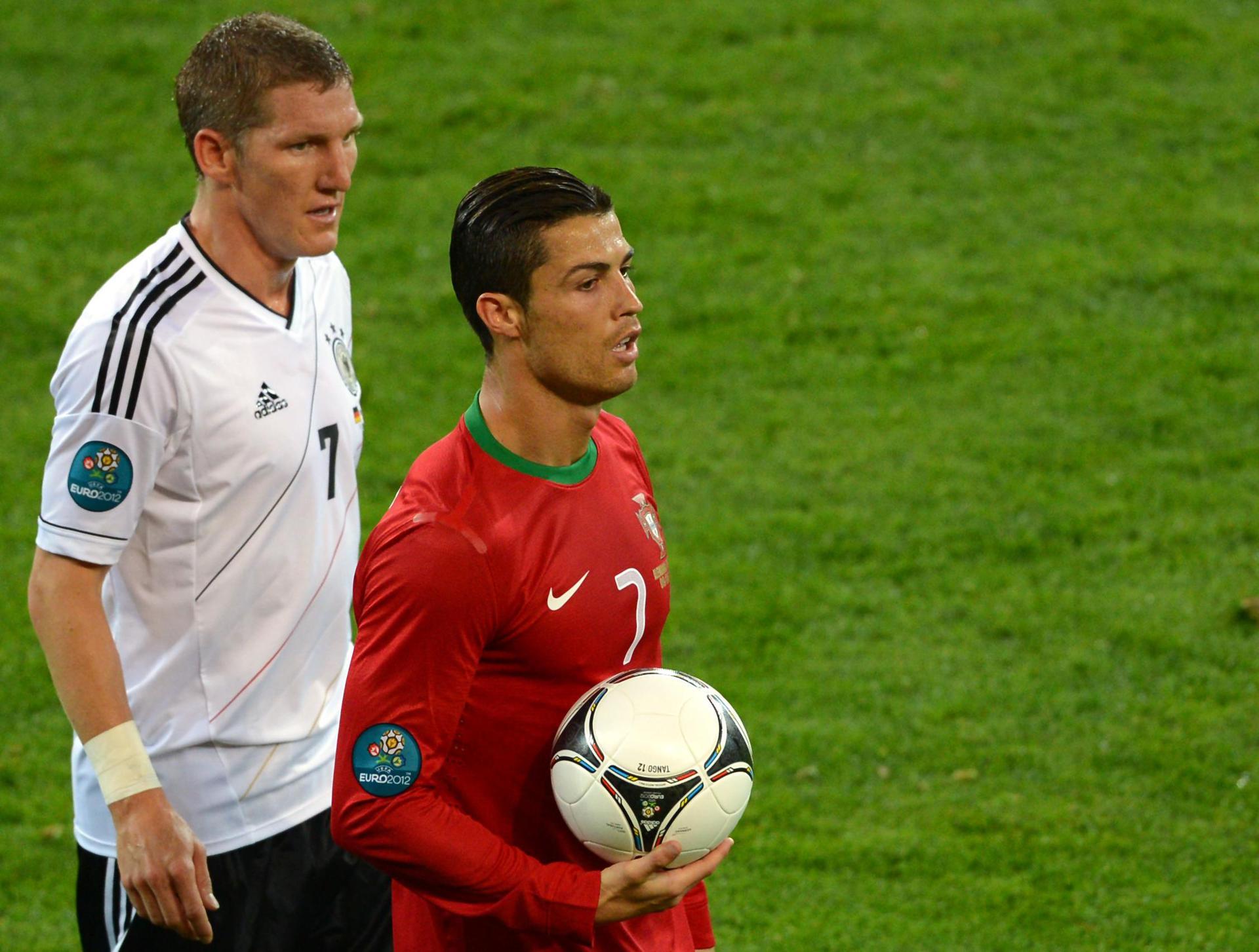 Keine Angst vor Ronaldo: DFB-Elf mit starker Portugal-Bilanz Nationalmannschaft