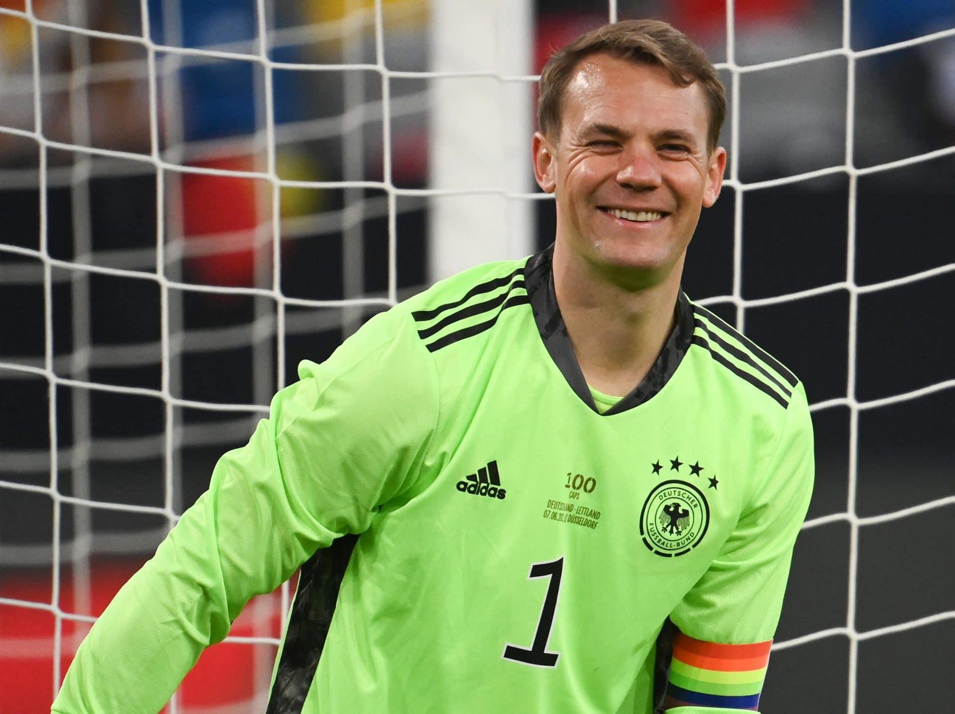 Köpke über Rekordmann Neuer: 100. Länderspiel hat ihn bewegt Nationalmannschaft