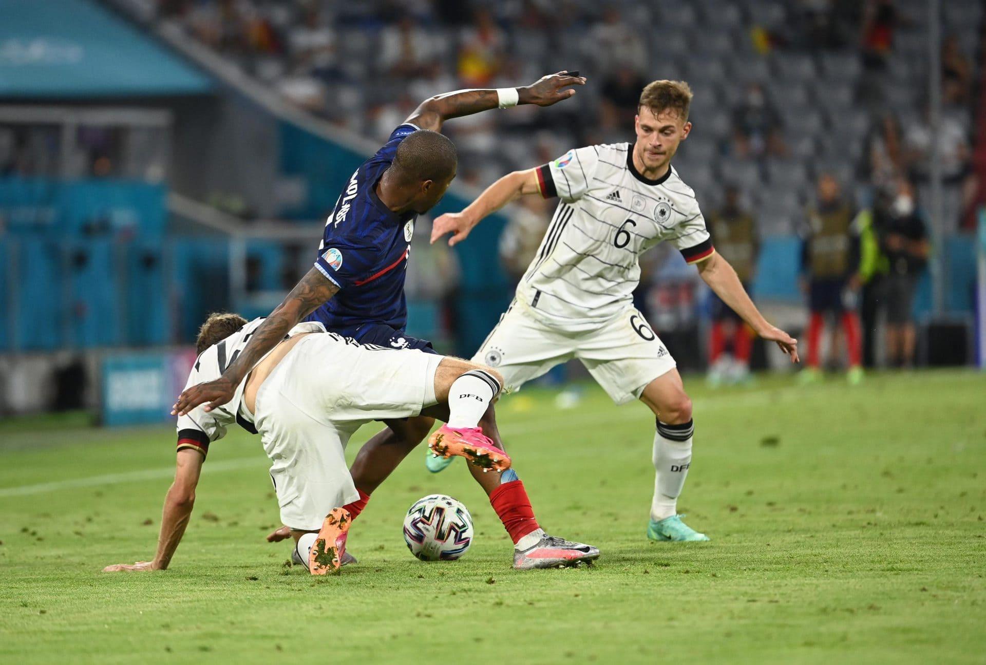 Leidenschaft reicht nicht: Fehlstart nach Hummels-Eigentor Fußball-EM
