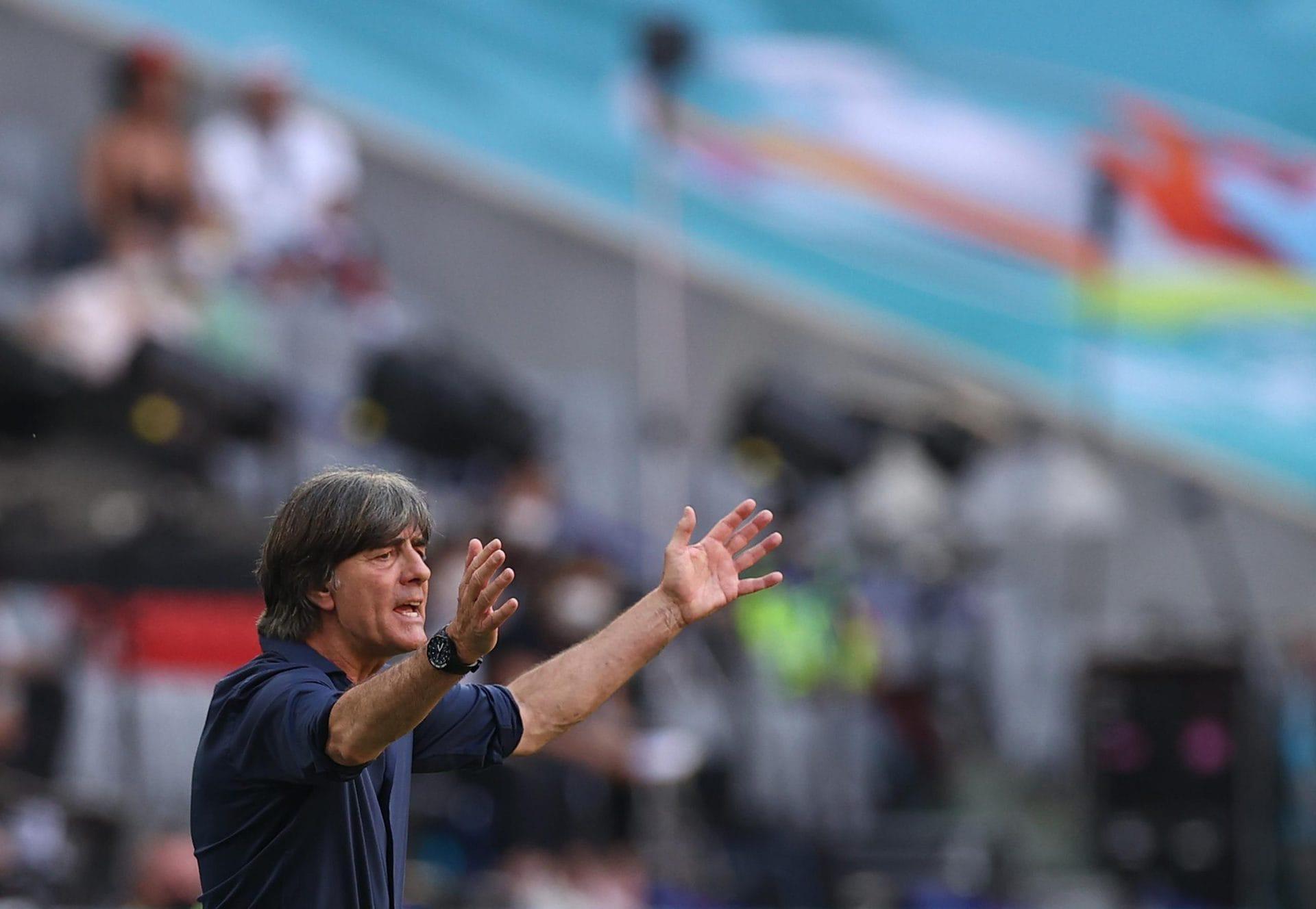 Letztes Gruppenspiel: Löw startet Ungarn-Schulung Fußball-EM