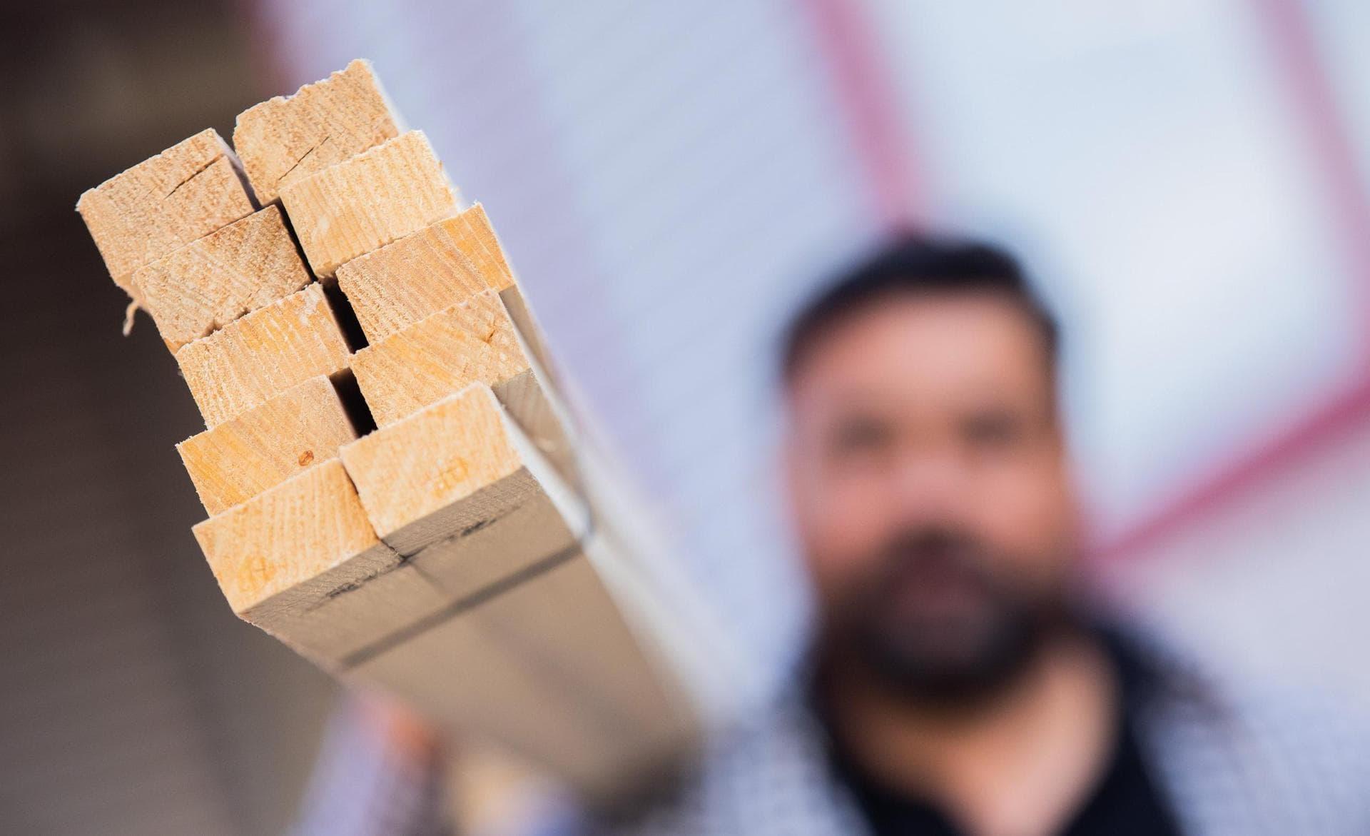 Mehr Aufträge für Bauhauptgewerbe – aber Baustoff-Probleme Konjunktur