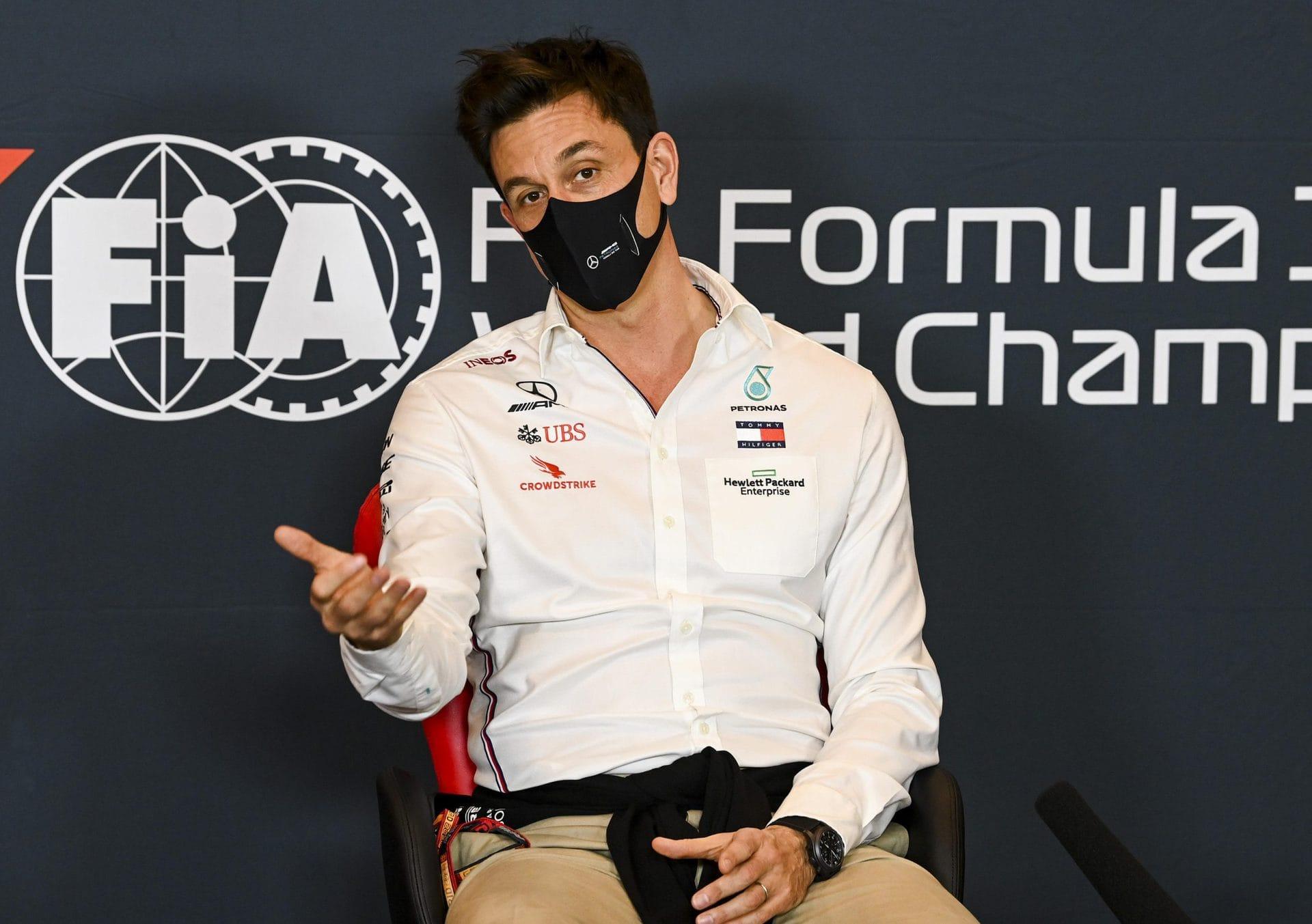Mercedes glaubt an den Titel: «Noch lange nicht verloren» Formel 1