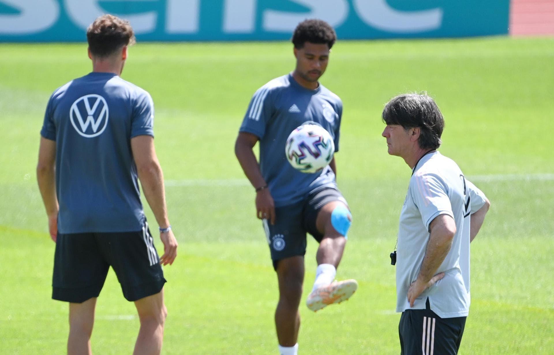 Müller, Hummels und Gündogan fehlen im DFB-Training Nationalmannschaft