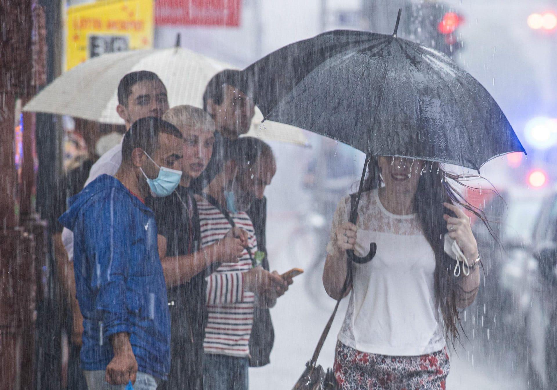 Nach Gewitter-Wochenende: DWD warnt vor weiteren Unwettern Wetter