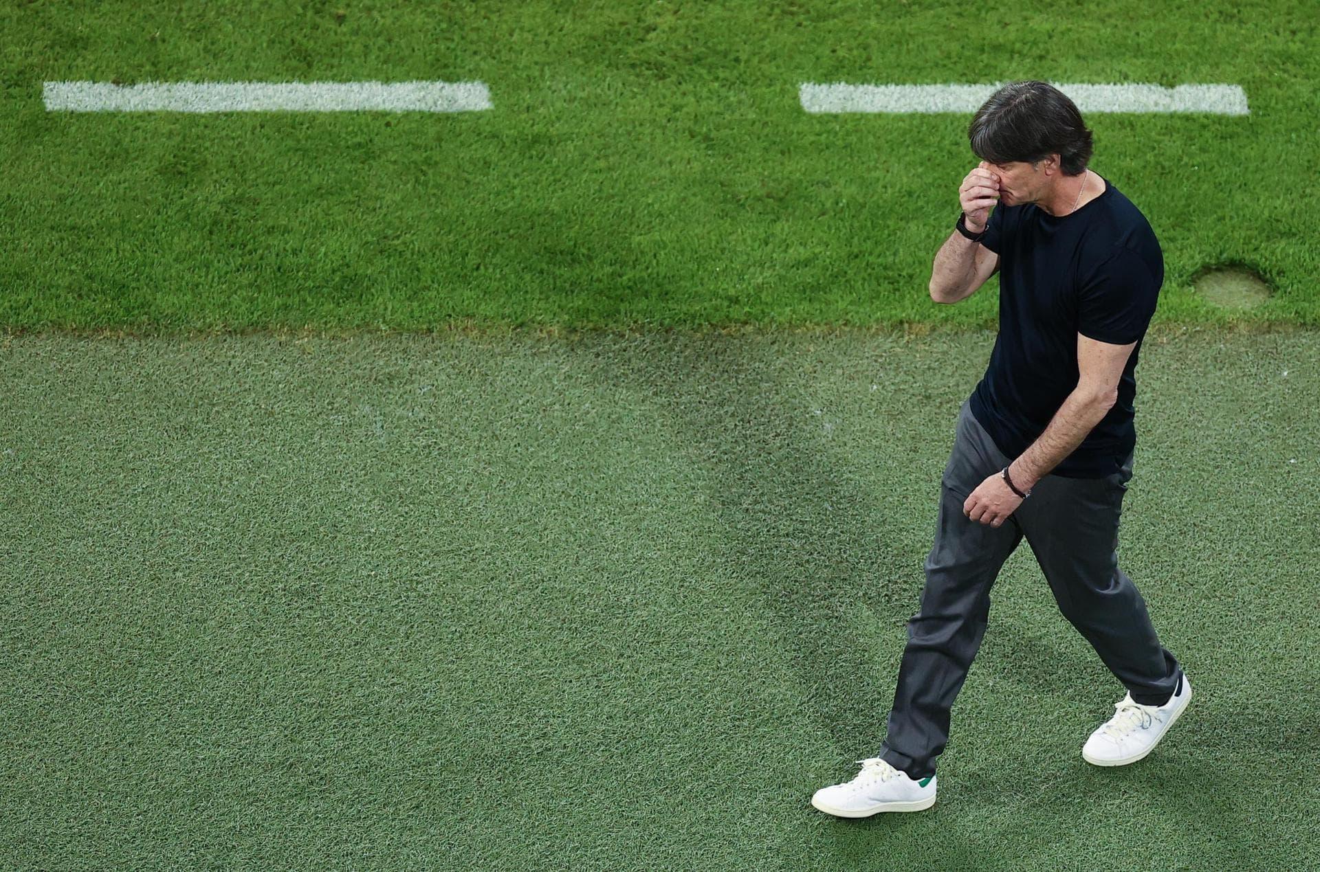 Nach «Zweikampf der Titanen»: Löw will alles geradebiegen Fußball-EM