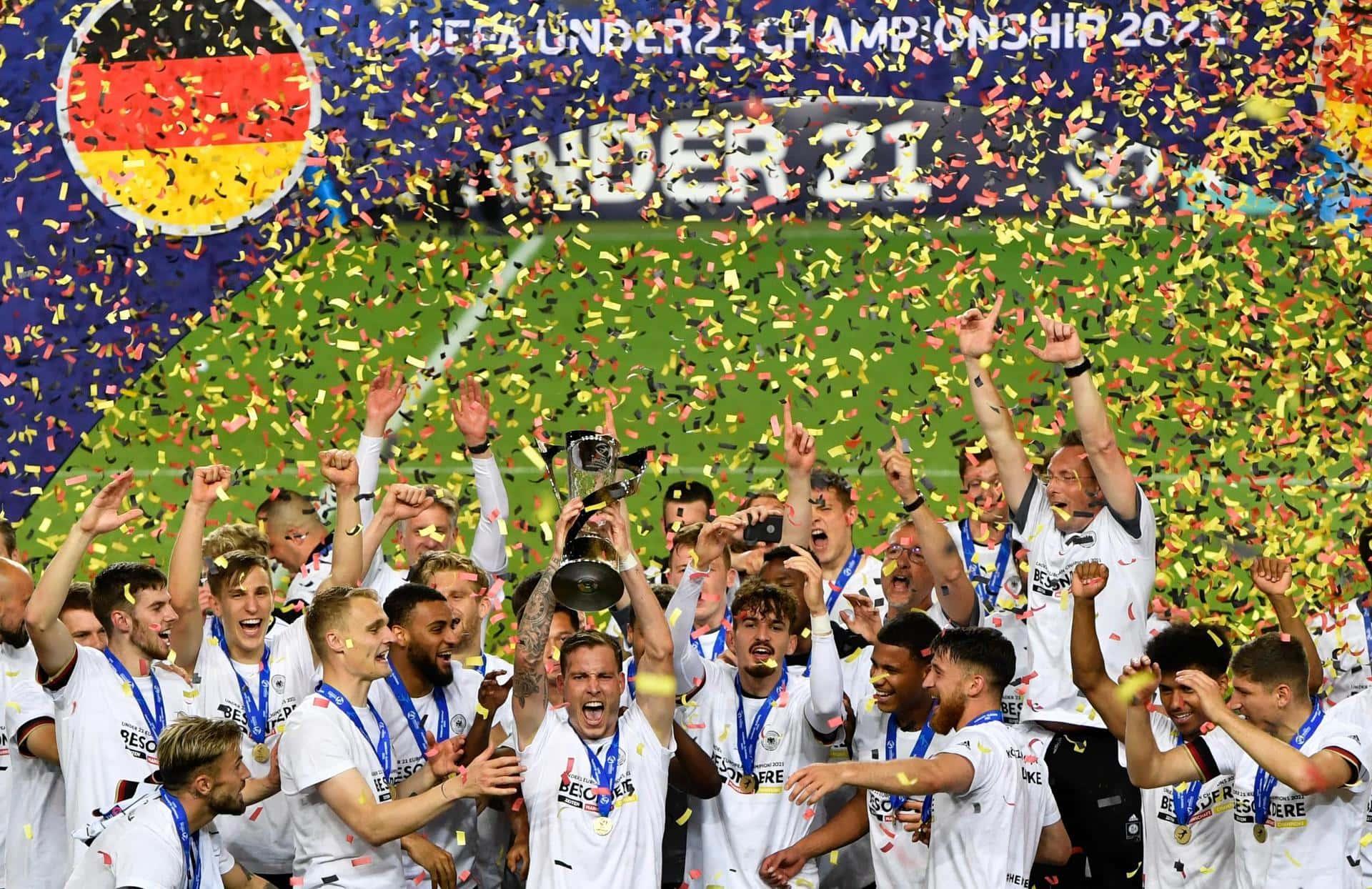 U21-Triumph für die «Geschichtsbücher» «Sehr verdient» Europameister