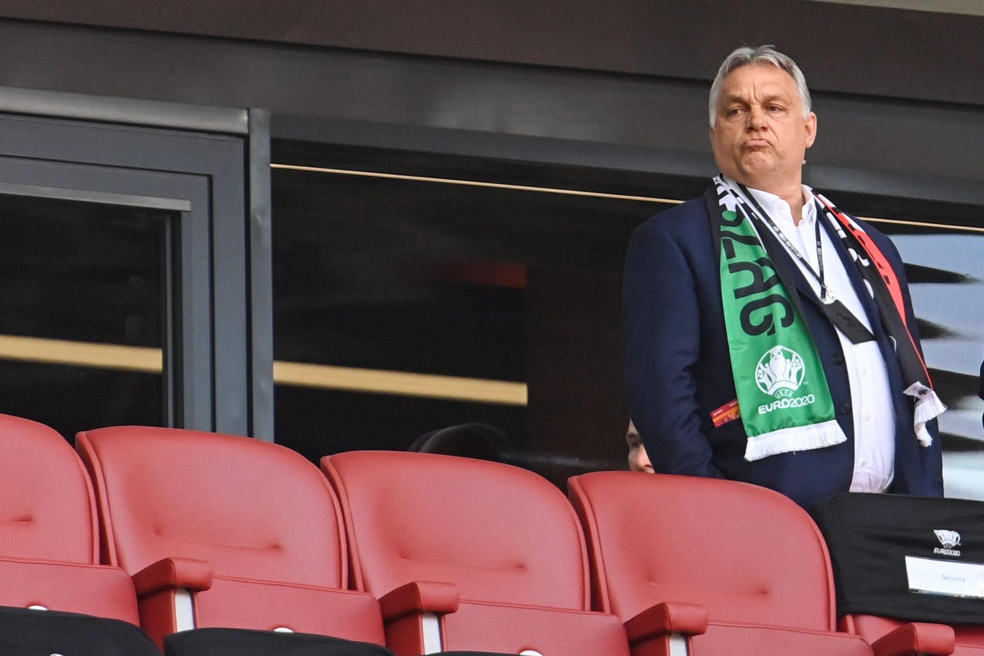 Ungarns Ministerpräsident Orban sagt Reise nach München ab Fußball-EM