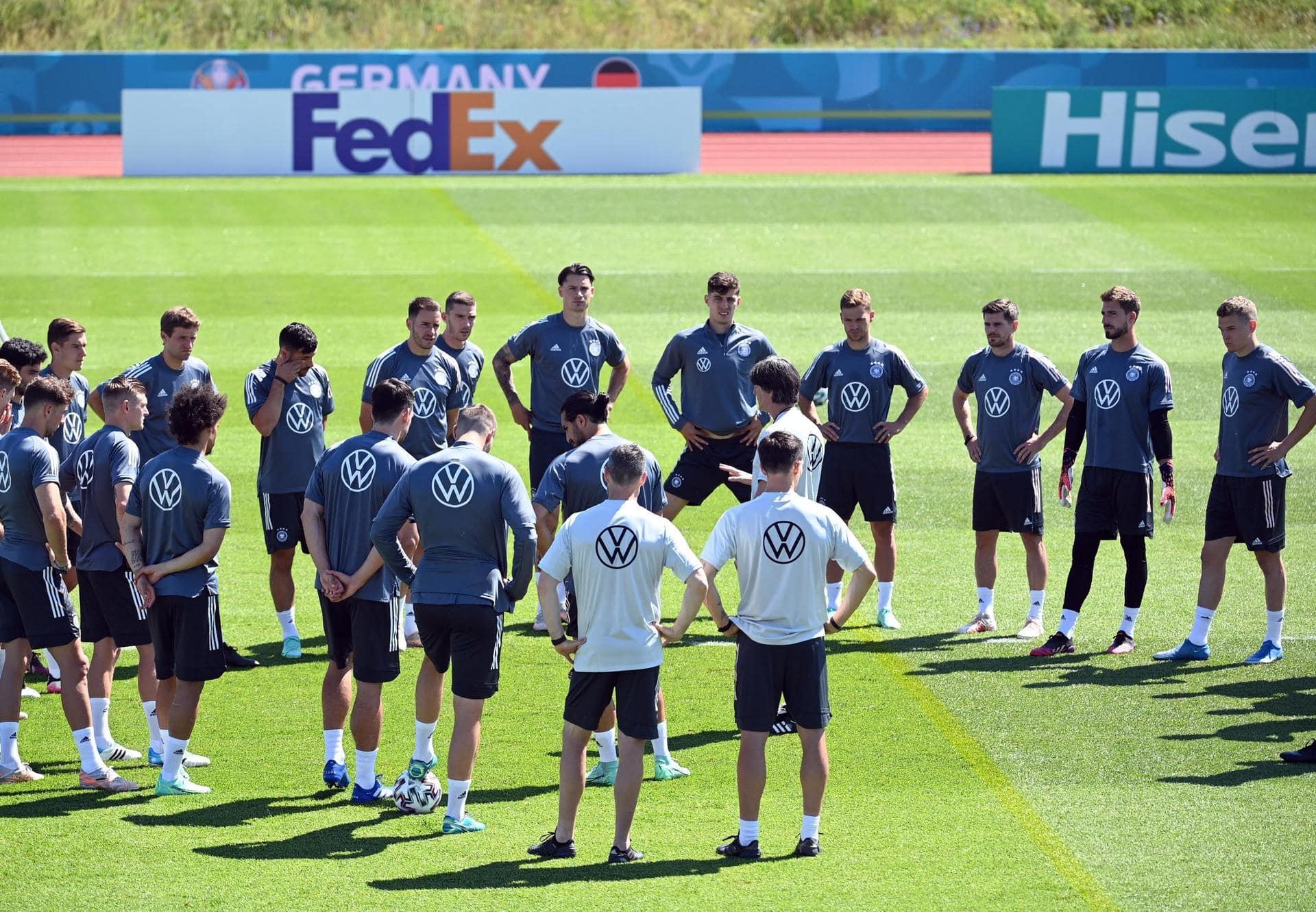 Verletzung stoppt Klostermann – Gnabry trainiert individuell Nationalmannschaft