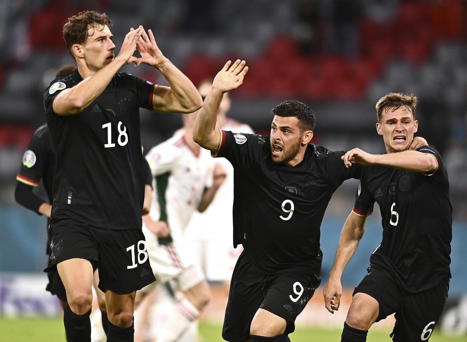 Die DFB-Elf hat sich Wembley verdient Am Dienstag kommt es in London zum Fußballklassiker England gegen Deutschland