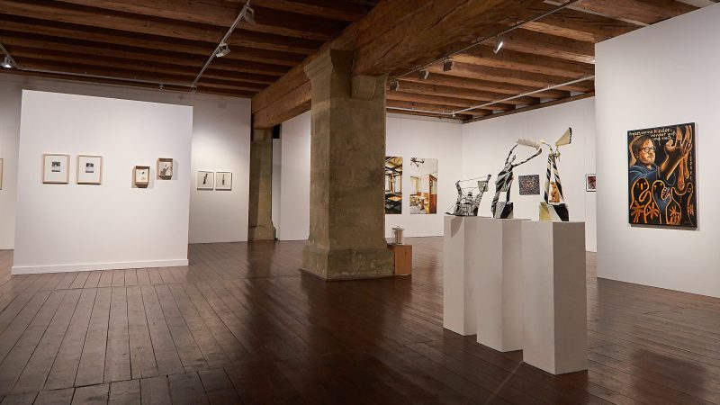 Ausstellung GOK 2021, Leerer Beutel, Regensburg