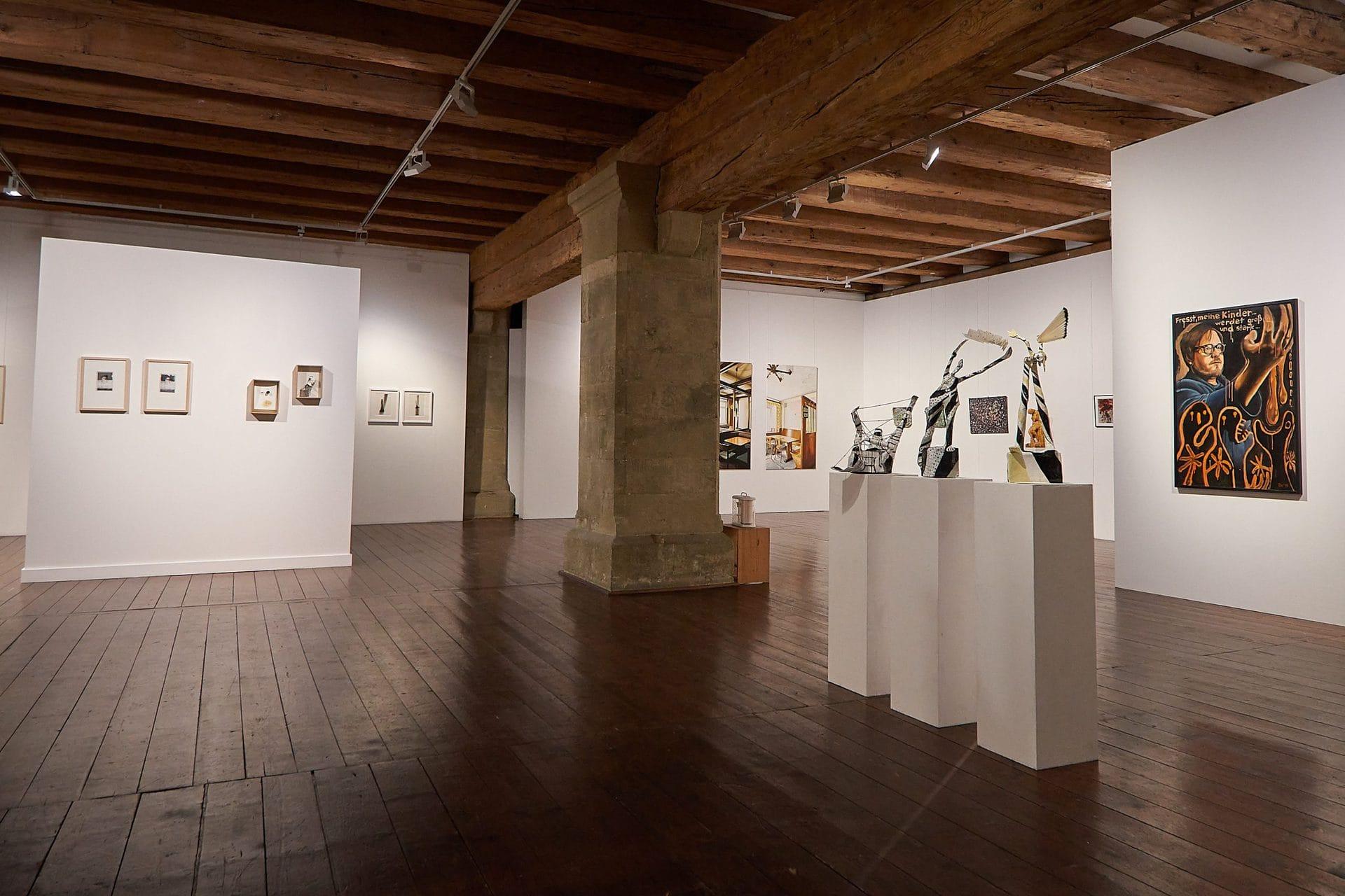 Große Ostbayerische Kunstausstellung In der Städtischen Galerie im Leeren Beutel