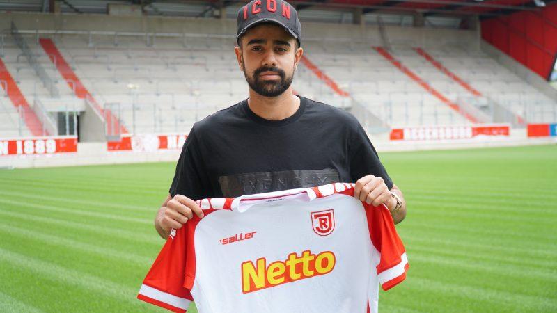 210706 Pressemitteilung SSV Jahn - Sarpreet Singh kommt per Leihe vom FC Bayern