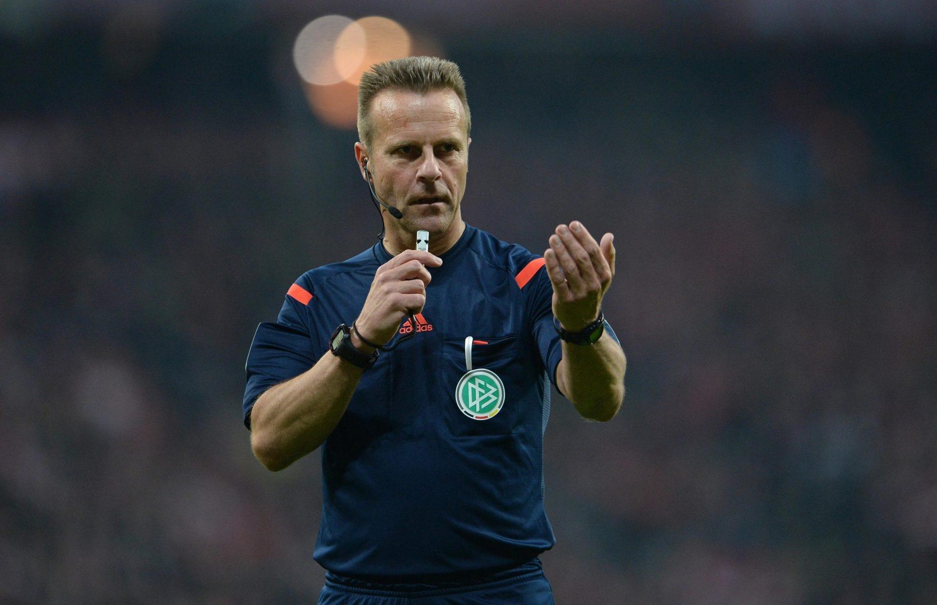 Ex-Referees kritisieren Gräfe für Klage gegen DFB Wegen Altersdiskriminierung