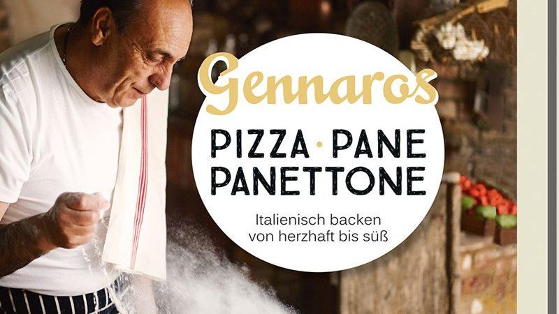 """Einblick in die italienische Backkunst Blizz verlost das Kochbuch """"Pizza - Pane - Panettone"""""""
