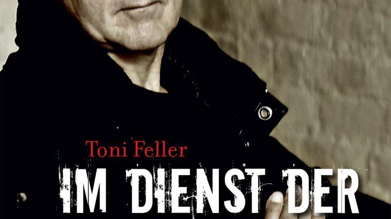"""Ein Kommissar packt aus! Blizz verlost den neuen Roman """"Im Dienst der Gerechtigkeit"""" von Toni Feller"""