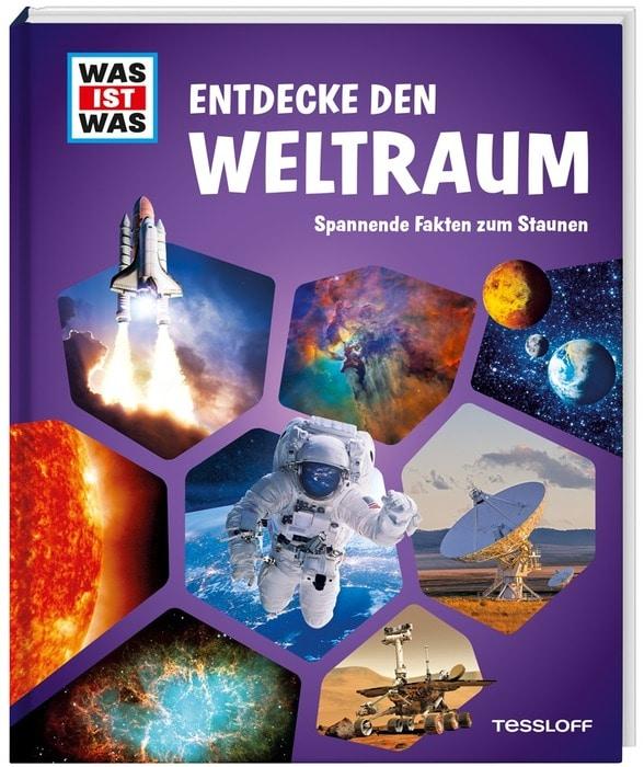 """Entdecke den Weltraum! Blizz Regensburg verlost """"WAS IST WAS""""-Bücher"""