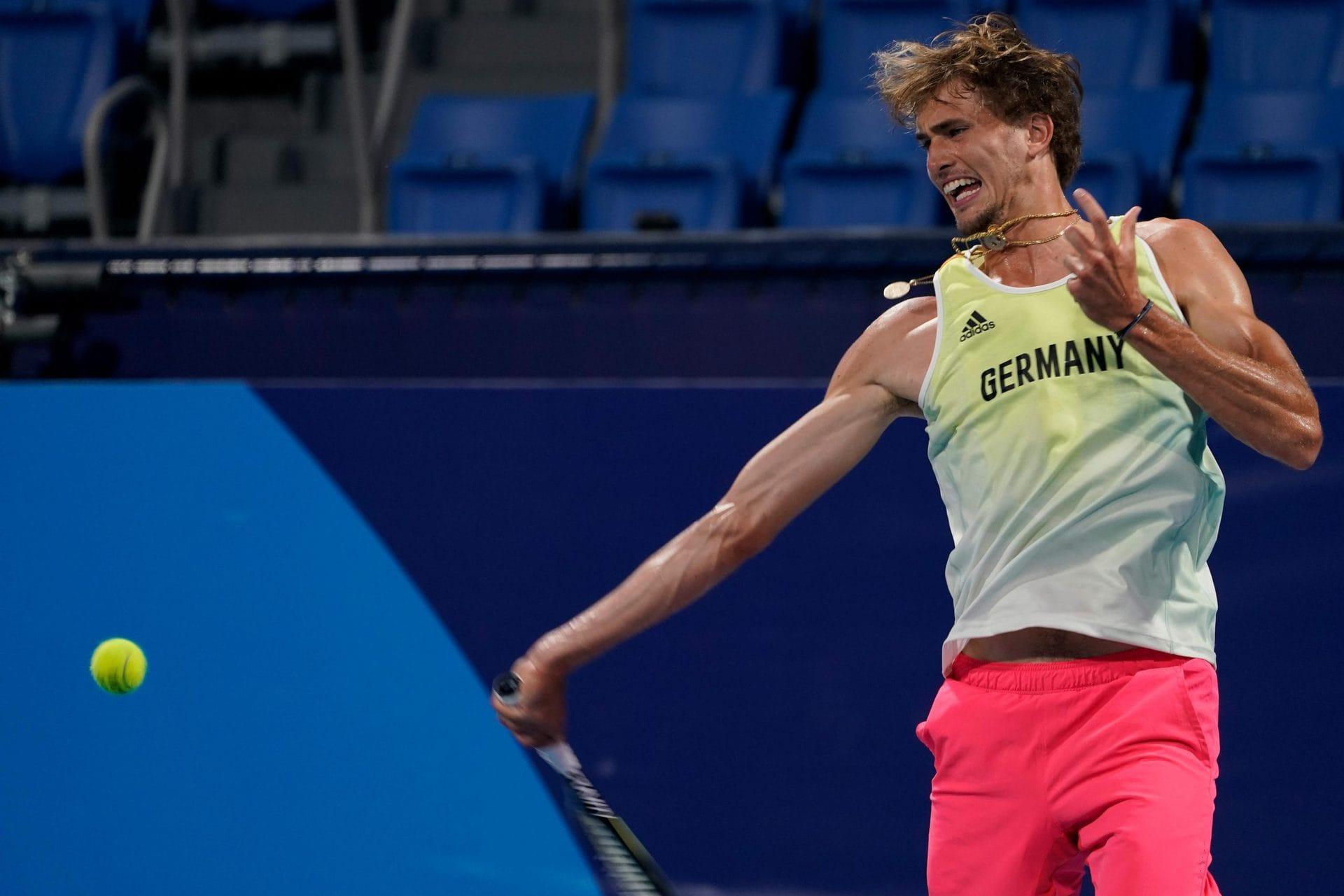 «Goldmedaille wäre schön»: Zverevs Motivation «riesig» Olympisches Tennisturnier