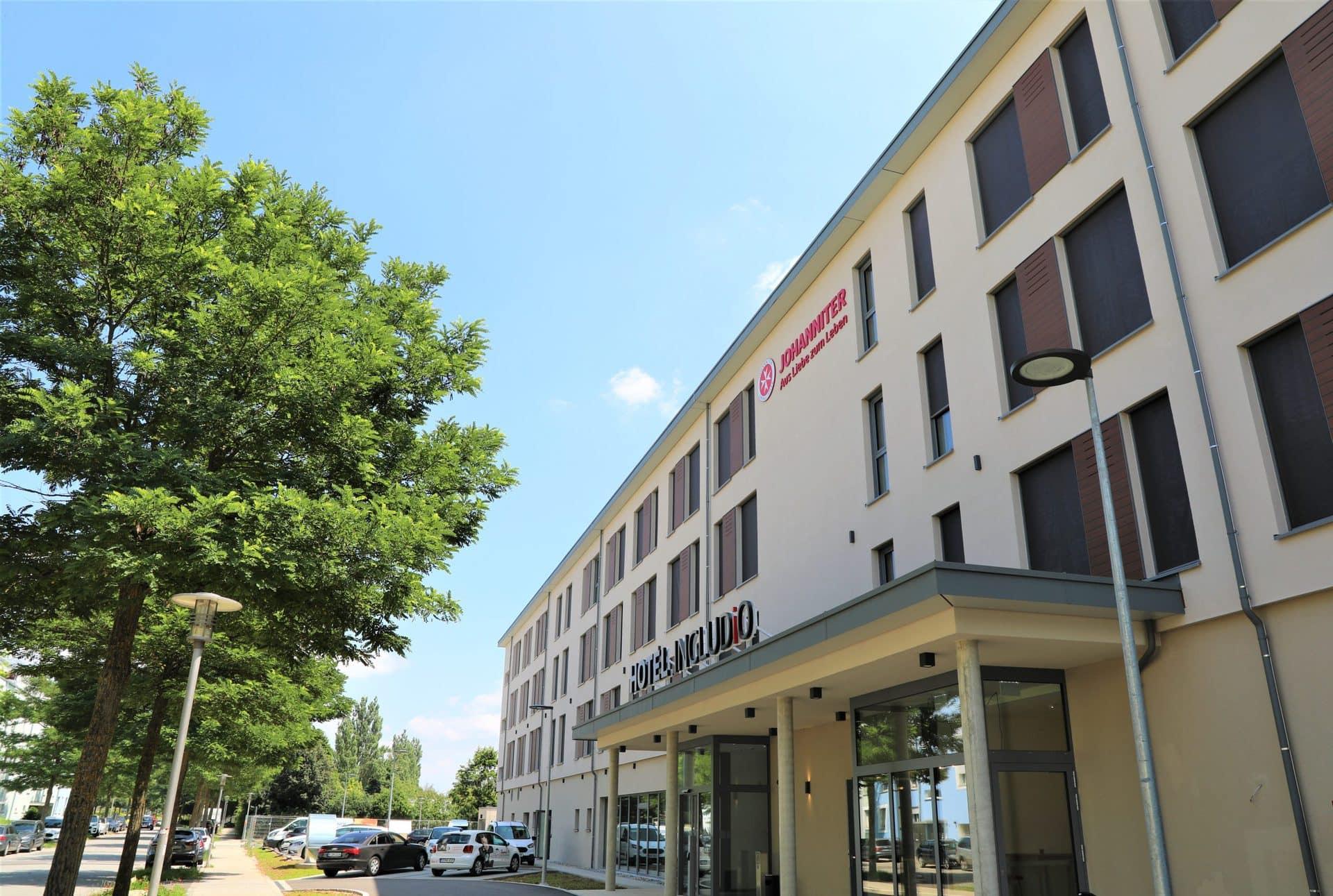 INCLUDiO eröffnet Das neue Inklusionshotel der Johanniter heißt die ersten Gäste willkommen