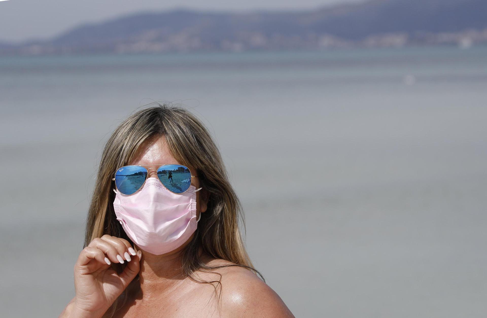 Medienbericht: Ganz Spanien soll Corona-Risikogebiet werden Urlaub in der Pandemie