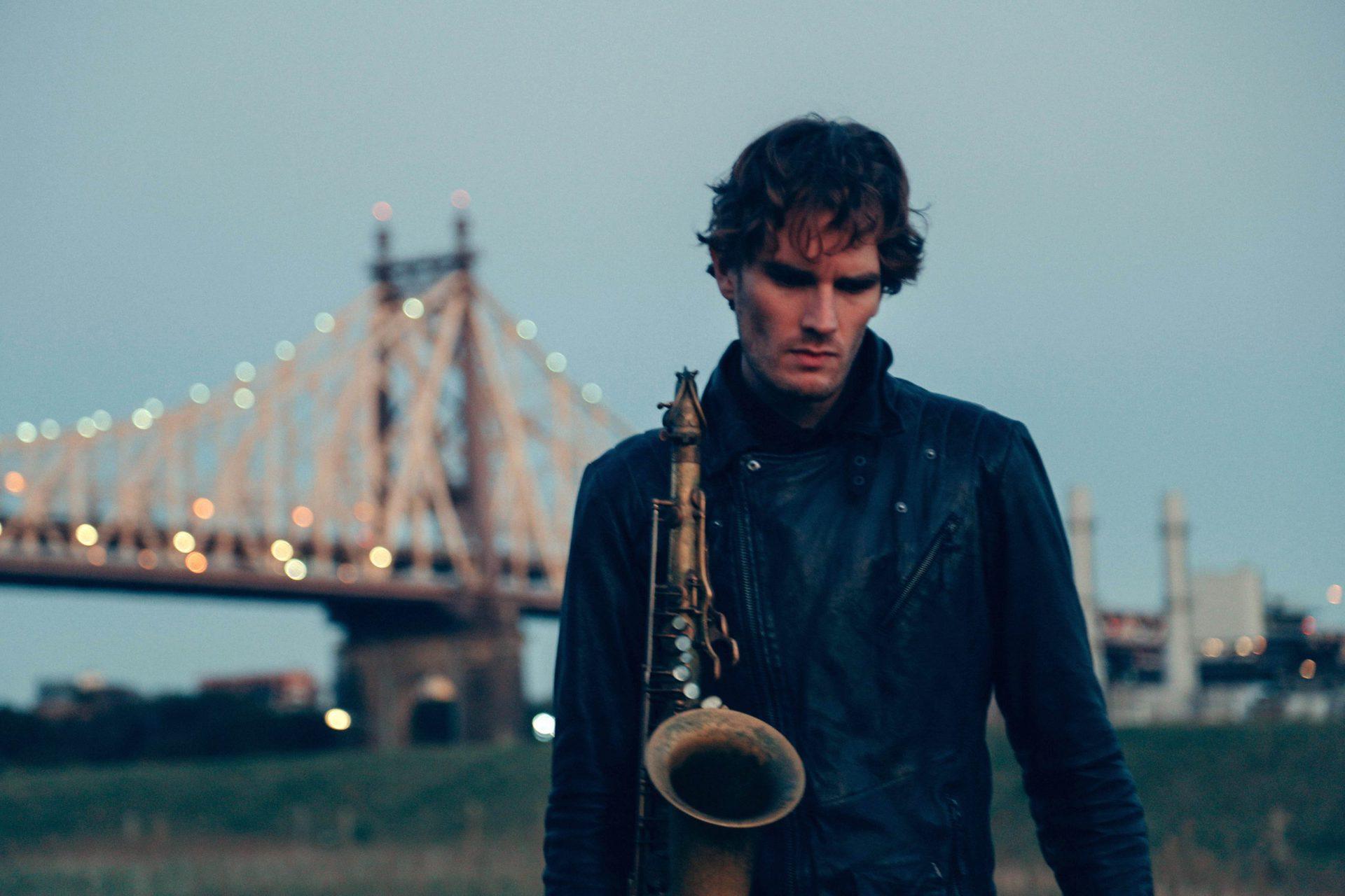 Vom Big Apple zurück in seine Heimat Tobias Meinhart hat New York erobert. Nun gastiert der Jazzstar in Wörth an der Donau