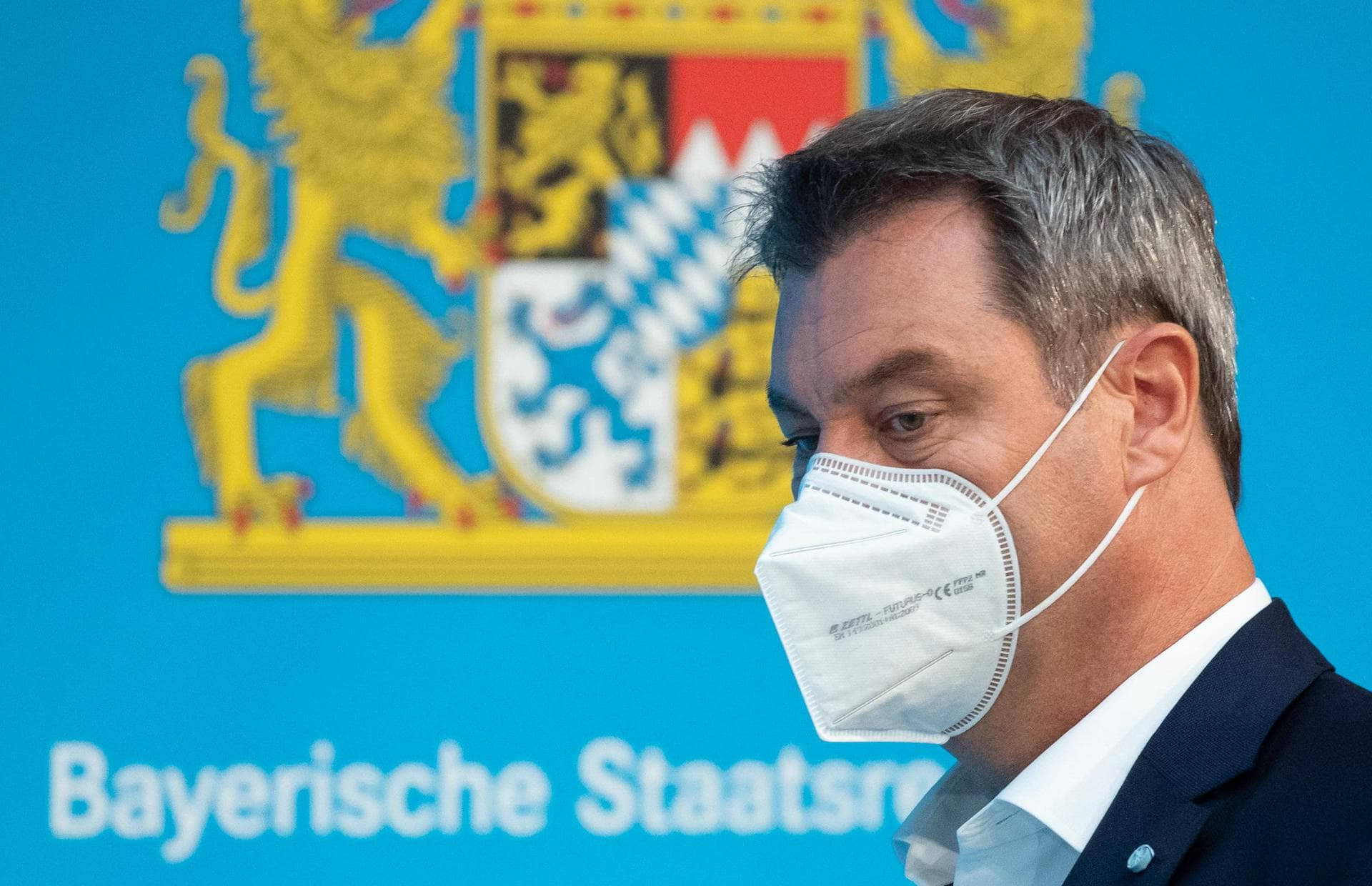 Söder rüffelt Umweltminister Glauber Klima-Missstimmung im Kabinett