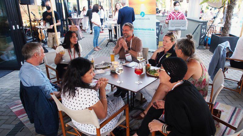 5. Sommer-Lounge des Stadtmarketing Regensburg Ein Netzwerk-Abend der besonderen Art