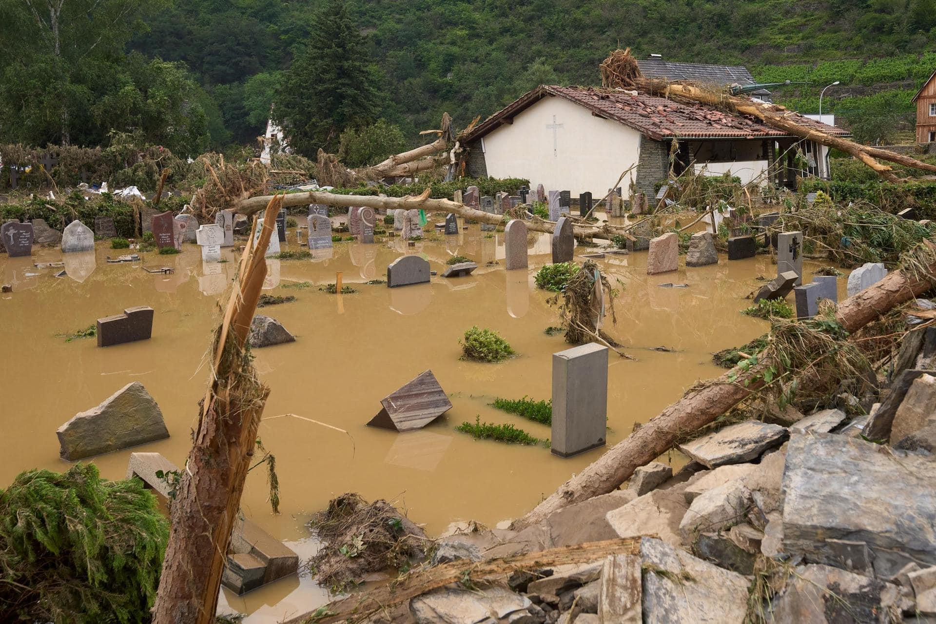 Zahl der Hochwasser-Toten steigt weiter Hochwasser in Deutschland