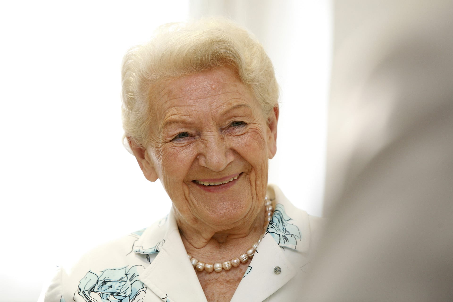 Ihr Tun hat Regensburg sozialer gemacht Altbürgermeisterin Hildegard Anke ist 100 Jahre