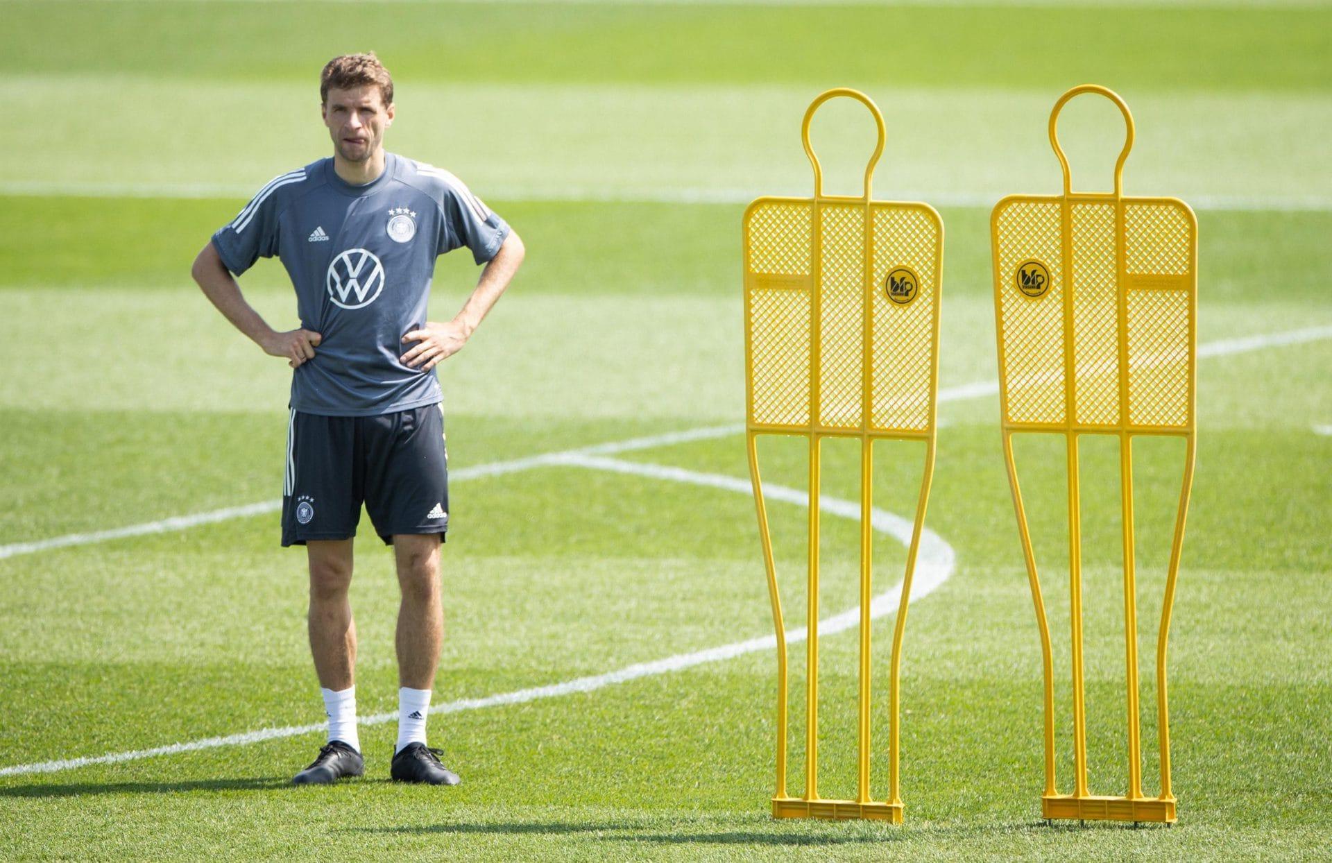 Auch Müller neugierig auf Flicks ersten Kader «Spannende Geschichte»