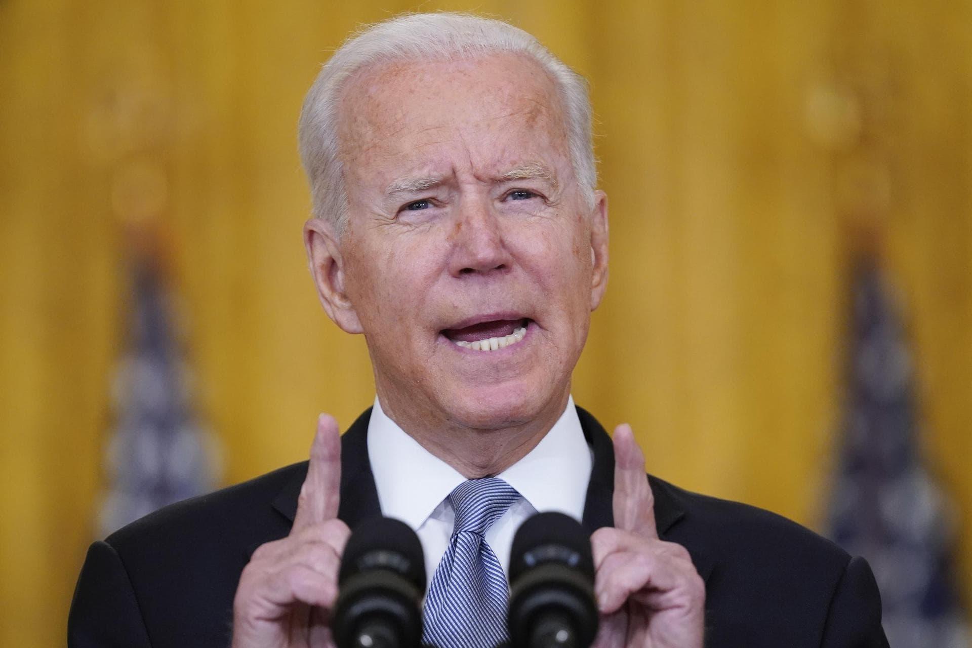 Biden droht Taliban bei Angriffen mit Gegenschlägen Afghanistan